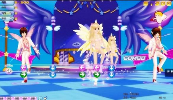 online-game-dance-san-nhay-2u