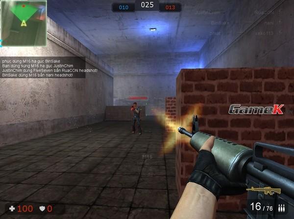 Trong đó, nạn hack nghiêm trọng nhất diễn ra trong Huyền Thoại CS là hack  nhìn xuyên tường, bắn xuyên tường đang gây náo loại trong trò chơi.