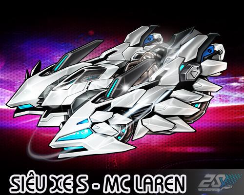 xe dua-MC Laren-2S